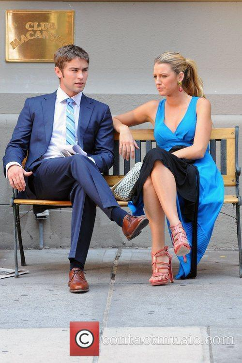 Chace Crawford, Blake Lively and Gossip Girl 3