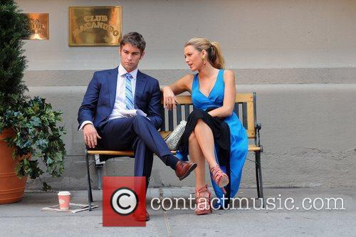 Chace Crawford, Blake Lively and Gossip Girl 5
