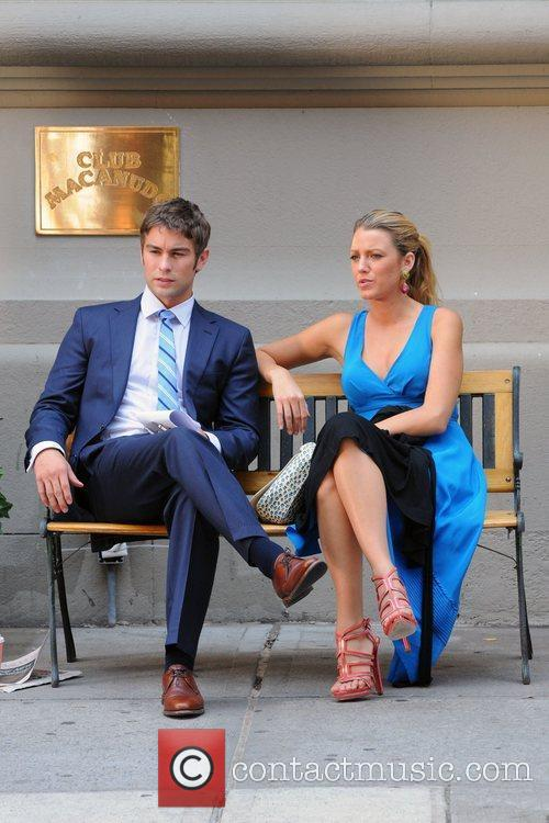 Chace Crawford, Blake Lively and Gossip Girl 6