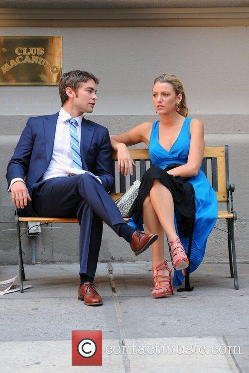 Chace Crawford, Blake Lively and Gossip Girl 7
