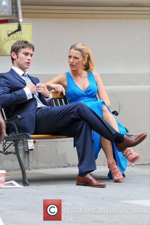 Chace Crawford, Blake Lively and Gossip Girl 8