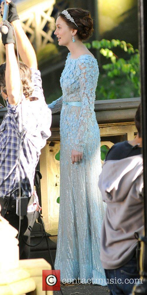 Leighton Meester, Central Park