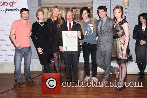 The Mayoral proclamation in celebration of the 'Gossip...