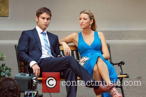 Chace Crawford and Blake Lively 3