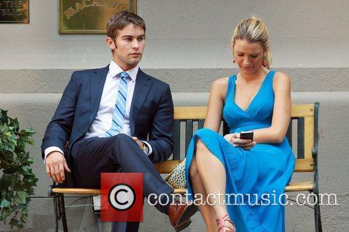 Chace Crawford and Blake Lively 5