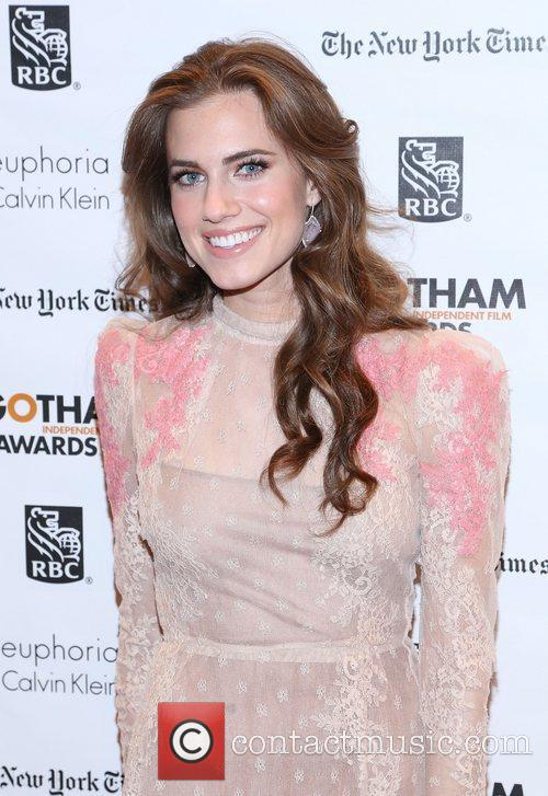 Allison Williams,  at The Independent Film Project's...