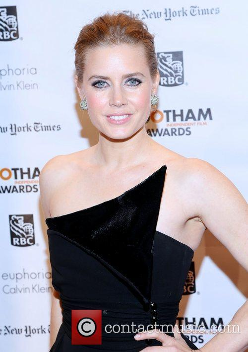 Amy Adams and Gotham Independenent Film Awards 2