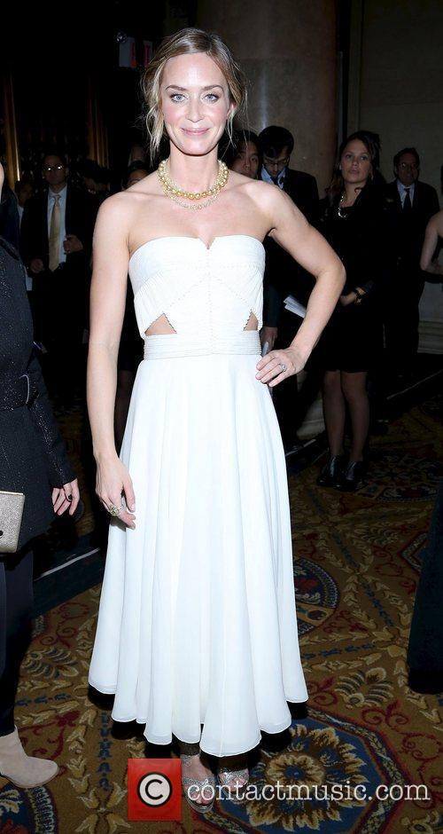 Emily Blunt and Gotham Independenent Film Awards 1