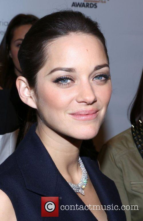 Marion Cotillard and Gotham Independenent Film Awards 3