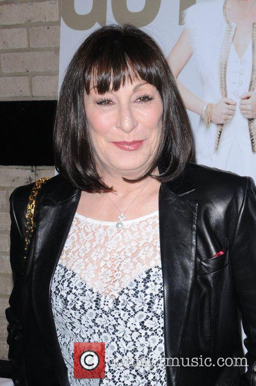 Angelica Huston  The Gotham Magazine Cover Party...
