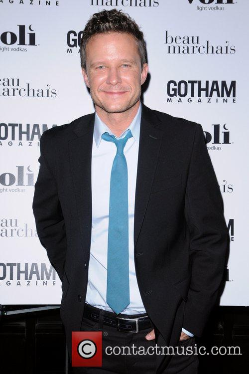 William Chase,  The Gotham Magazine Cover Party...