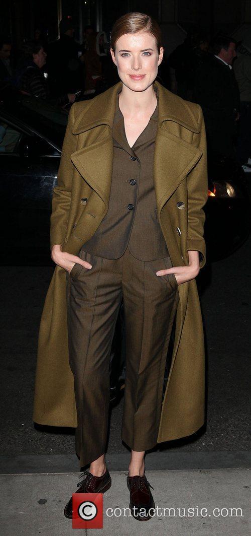 Agyness Deyn, Gotham Awards 2012