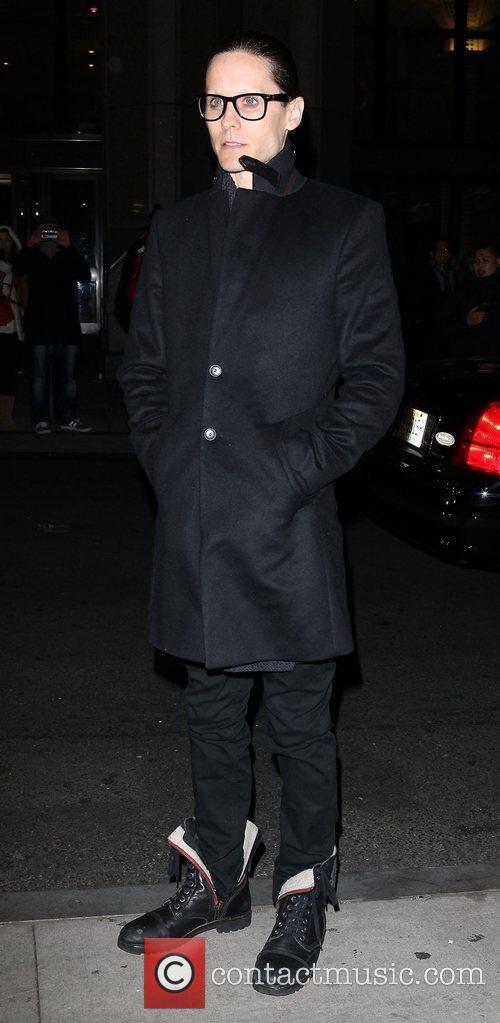 Jared Leto, Gotham Awards 2012