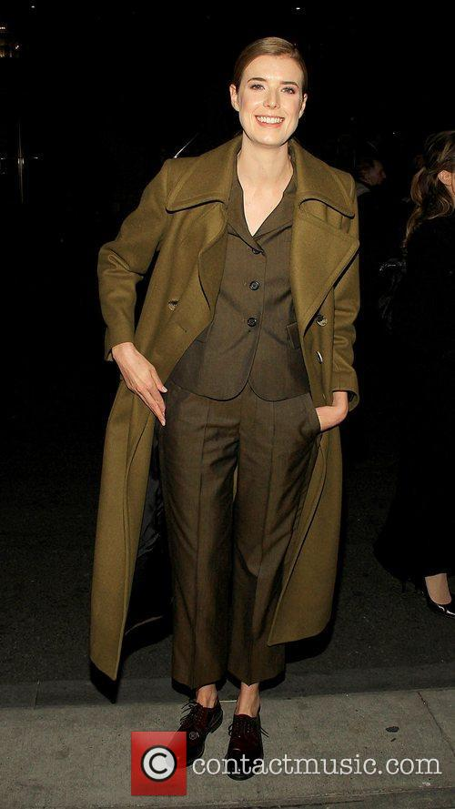 Agyness Deyn and Gotham Independenent Film Awards 3