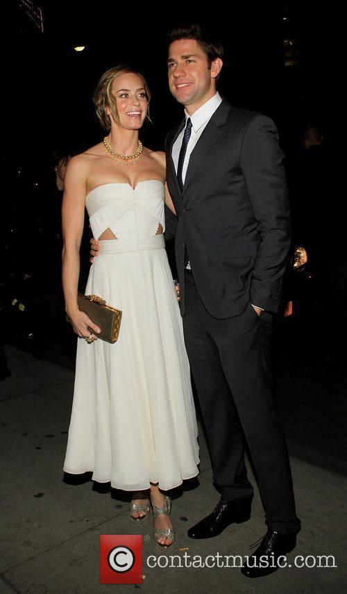 Emily Blunt, John Krasinski and Gotham Independenent Film Awards 2
