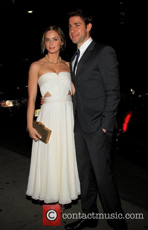 Emily Blunt, John Krasinski and Gotham Independenent Film Awards 1