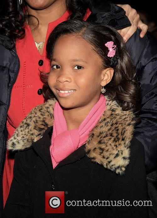 Quvenzhane Wallis and Gotham Independenent Film Awards 1