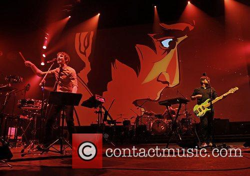 Gotye, Wouter, Wally, De Backer, Manchester and Apollo 12