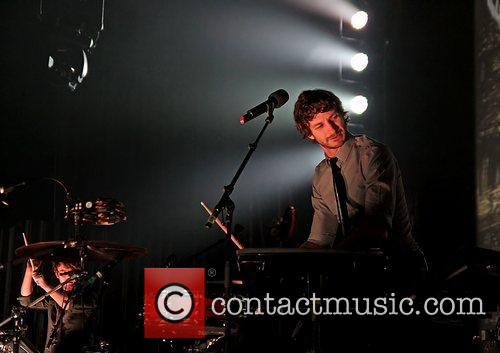 Gotye, Wouter, Wally, De Backer, Manchester and Apollo 7