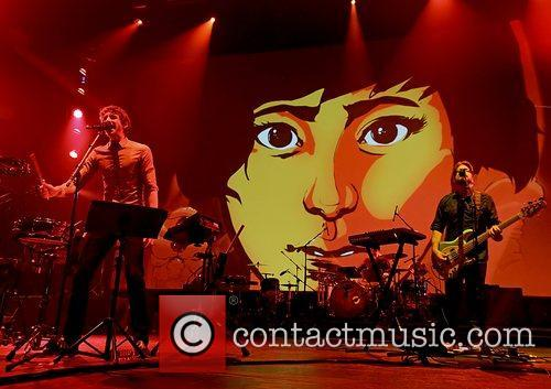 Gotye, Wouter, Wally, De Backer, Manchester and Apollo 1