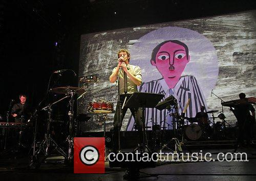 Gotye, Wouter, Wally, De Backer, Manchester and Apollo 3