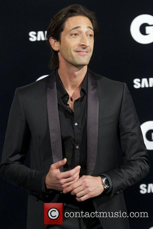 Adrien Brody, Men and Year 10