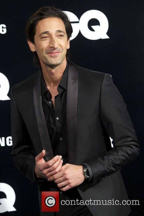 adrien brody at the gq men of 4181424
