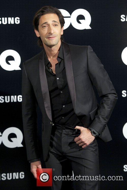 Adrien Brody, Men and Year 2