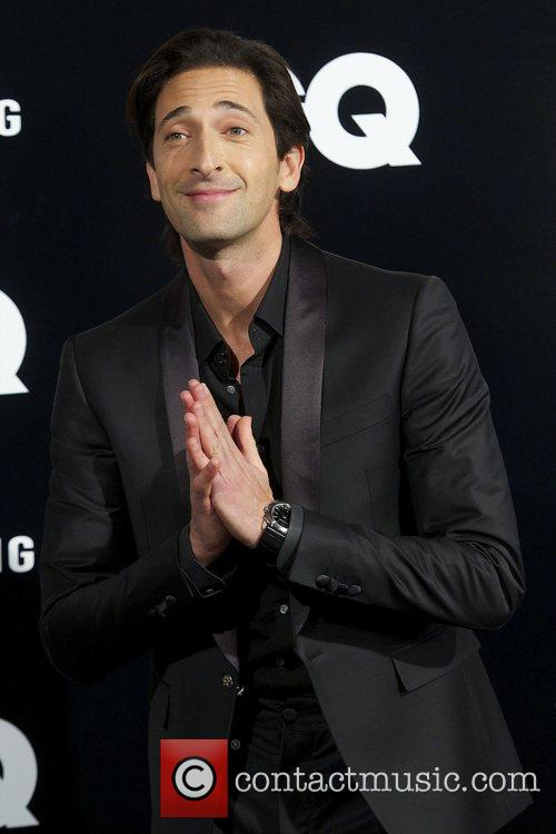 Adrien Brody at the  'GQ Men of...