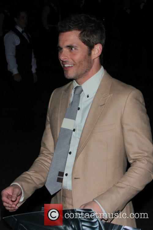 James Marsden The GQ Men of the Year...
