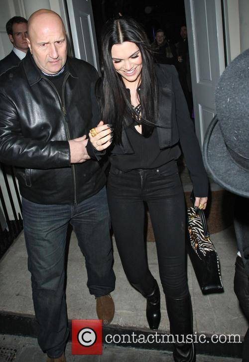jessie j celebrities leaving the london collections 20048574
