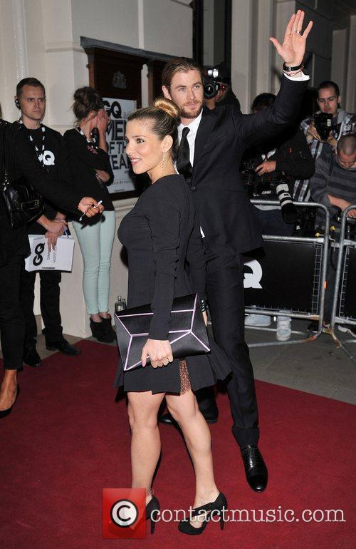 Chris Hemsworth and Elsa Pataky 1