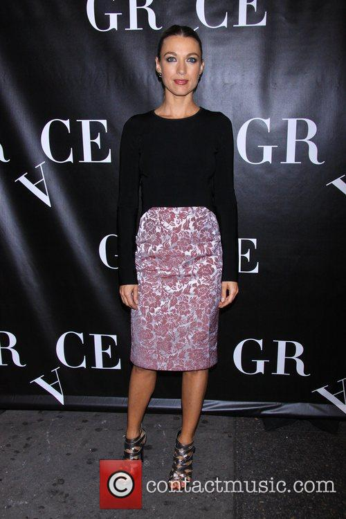 Broadway opening night of 'Grace' held at the...
