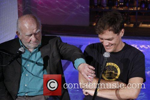 Ed Asner and Michael Shannon 4