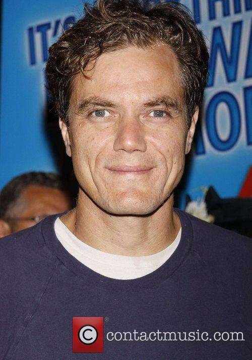 Michael Shannon attending the first preview performance of...