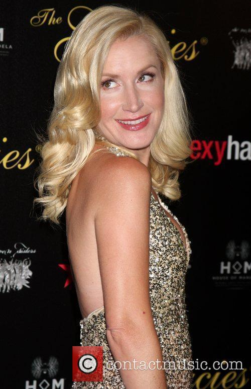 Angela Kinsey  The 37th Annual Gracie Awards...