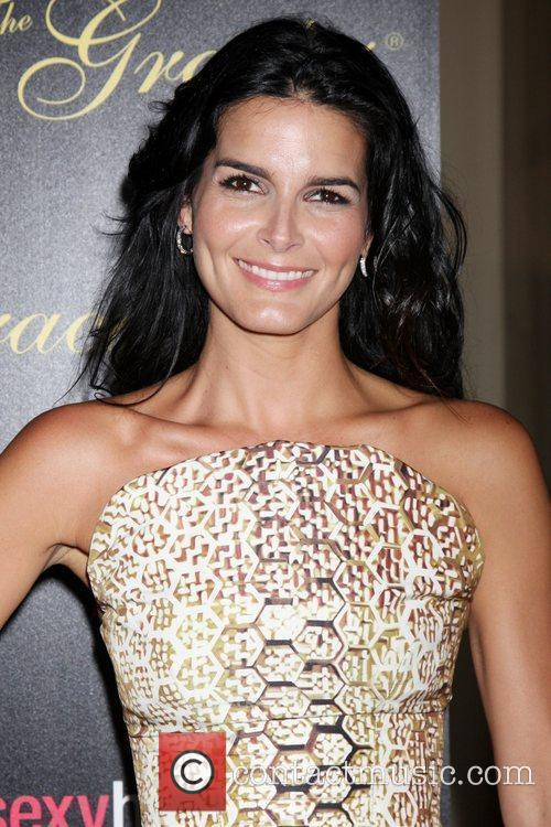 Angie Harmon The 37th Annual Gracie Awards Gala...