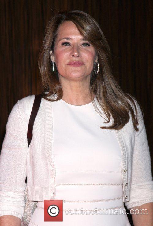 Lorraine Bracco, Giuliana Depandi and Beverly Hilton Hotel 1