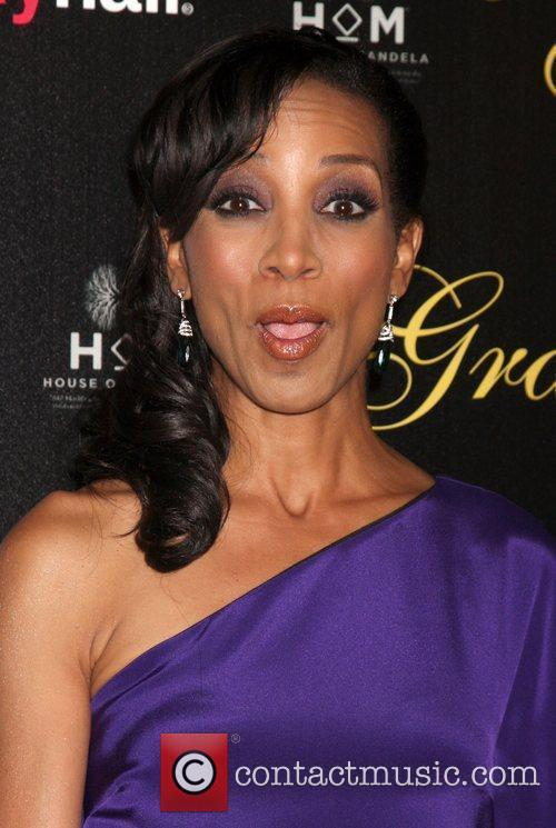 Shaun Robinson and Beverly Hilton Hotel 2