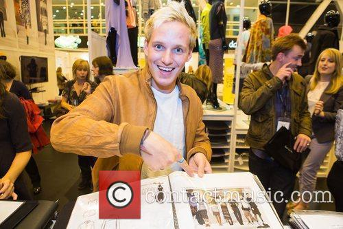 Jamie Laing from Made in Chelsea attends the...