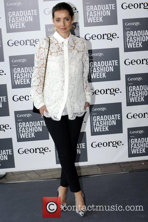 Louise Redknapp Graduate Fashion Week 2012 - Gala...