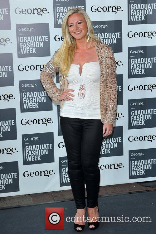Michelle Mone Graduate Fashion Week 2012 - Gala...