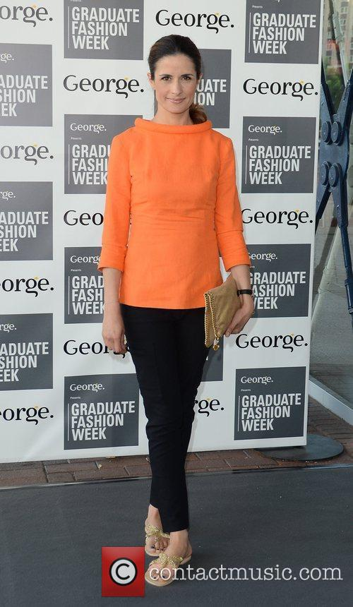Livia Firth Graduate Fashion Week 2012 - Gala...