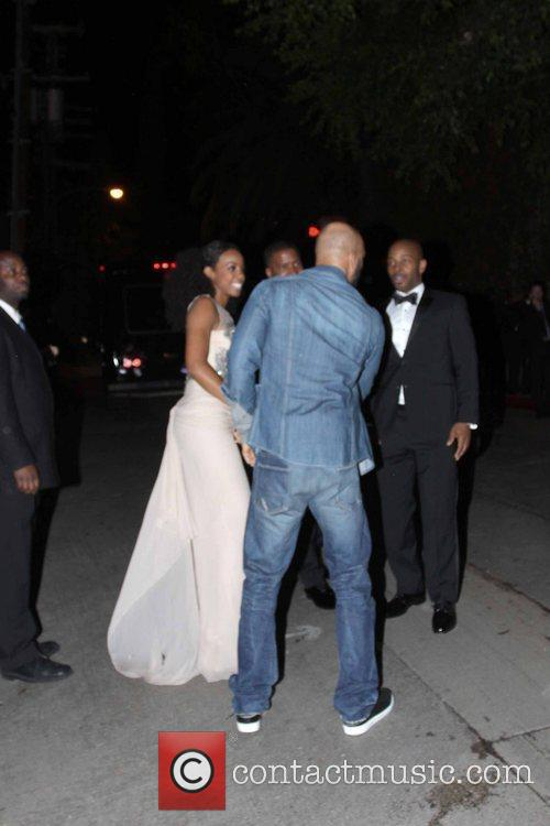 Kelly Rowland, Common and Grammy 3
