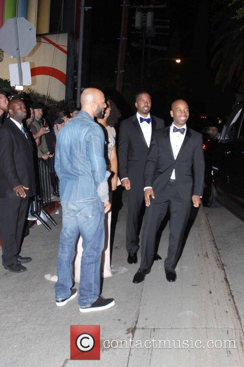 Kelly Rowland, Common and Grammy 4