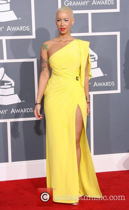 Amber Rose, Grammy Awards and Grammy 2