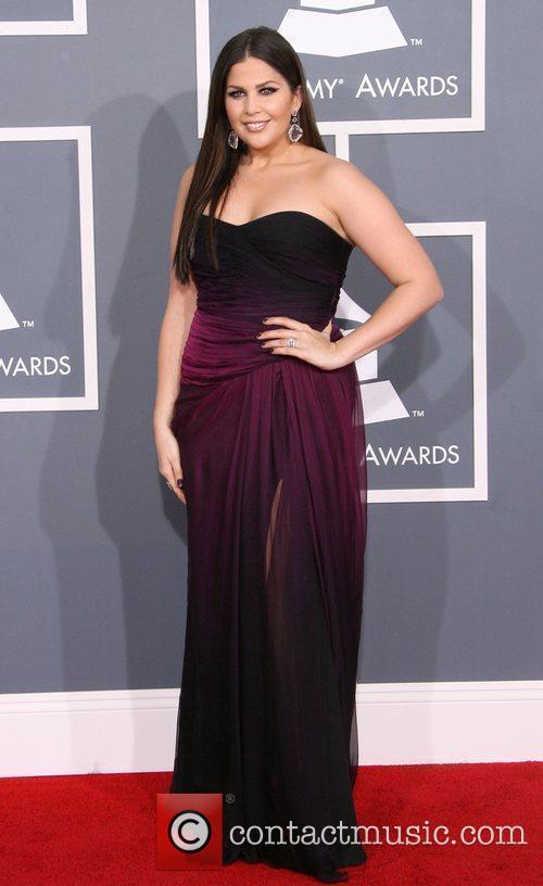 Hillary Scott, Lady Antebellum, Grammy Awards and Grammy 3