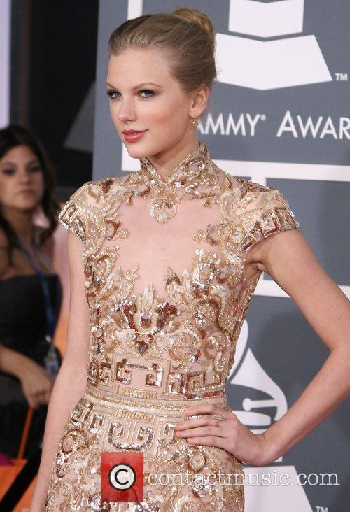 Taylor Swift, Grammy Awards and Grammy 3