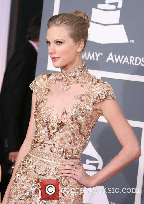 Taylor Swift, Grammy Awards and Grammy 4