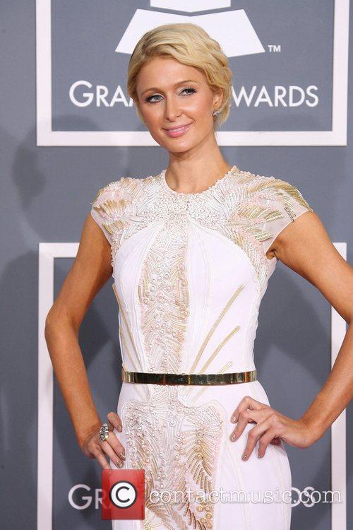 Paris Hilton 54th Annual GRAMMY Awards (The Grammys)...